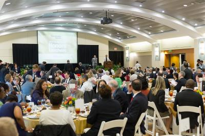 Faculty/Staff Honors Lunch