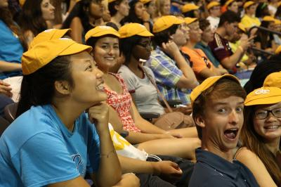 New Student Convocation 2016