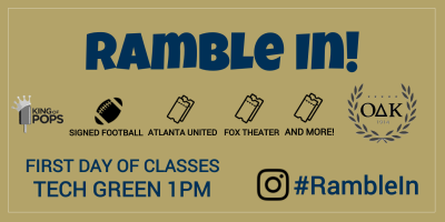 Ramble In 2018