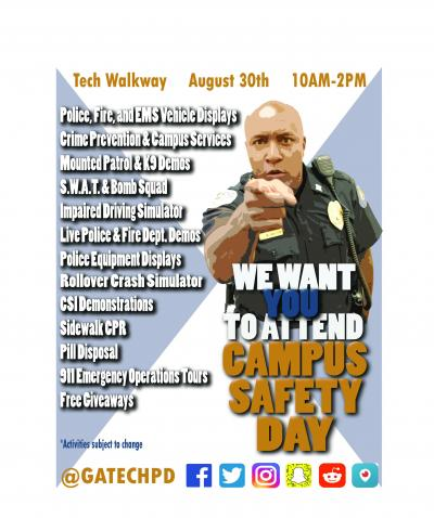 2018 Campus Safety Day