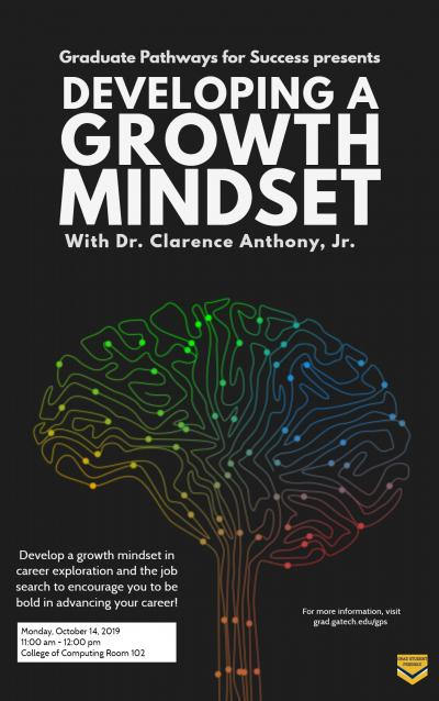 Graduate Pathways Growth Mindset Workshop