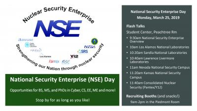 National Security Enterprise Day