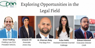 Opportunities in the Legal Field 11/13