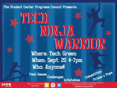 Tech Ninja Warrior