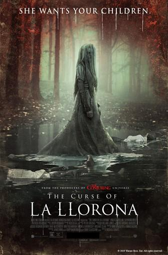 The Curse of La Llorona (2019) - Poster