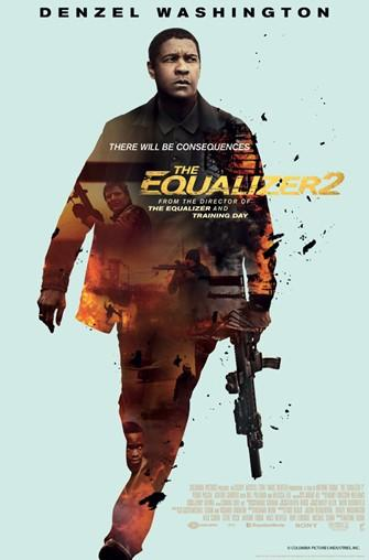 The Equalizer 2 (2018) - Poster