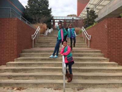 Girl Scouts of Greater Atlanta Mentees Participate in Stempower