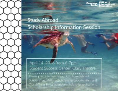 April Study Abroad Information Session
