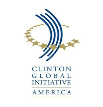 Clinton Global Initiative America logo