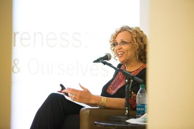 Cheryl Cofield Speaks at 2014 Diversity Roundtable