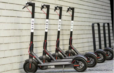 Dockless Mobility Devices