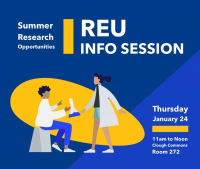 SRU & REU Info Session