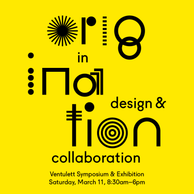 """Origination"" Symposium and Exhibition of the Ventulett Studio Work : 2012 to 2017"