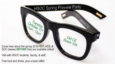 HSOC 2018 Spring Preview Party