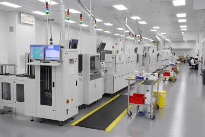 PV cell manufacturing