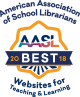 AASL Top Websites for Teaching and Learning 2018