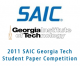 2011 SAIC Georgia Tech Student Paper Competition