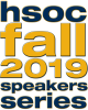 Logo for the HSOC Fall 2019 Speakers Series