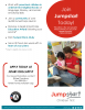 Flyer for the Americorp Jumpstart program.