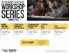 Flyer for the Center for Academic Success summer 2018 workshop series