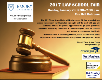 emory law event