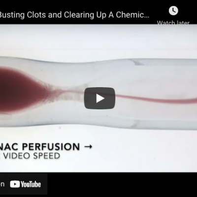 Busting Clots and Clearing Up A Chemical Mystery