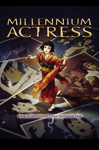 Millennium Actress Movie Poster