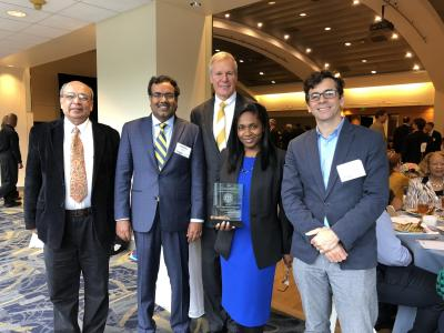 South Big Data Hub Receives Outstanding Award