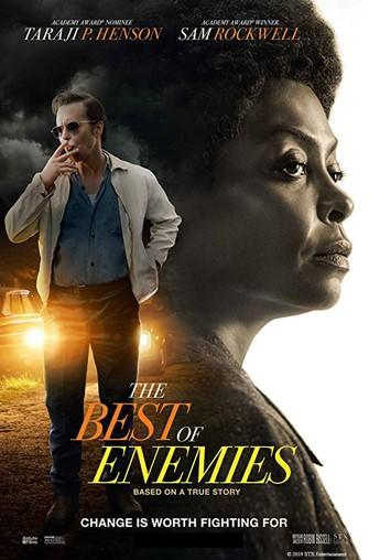 THE BEST OF ENEMIES - Poster