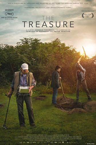 The Treasure (Movie Poster)