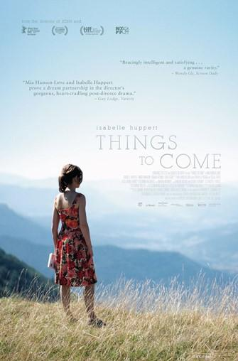 Things to Come - Poster