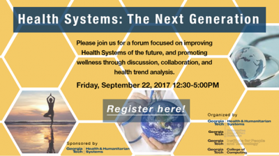 Health Systems: The Next Generation 2017