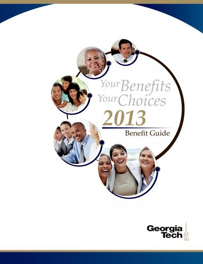 2013 Benefits Guide