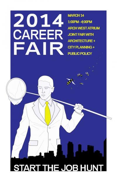 Joint Career Fair Poster