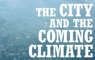 City and the Coming Climate book cover