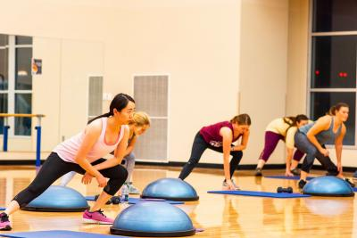 CRC Fitness Class