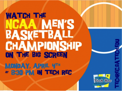 Tech Rec: NCAA Men's Basketball Championship
