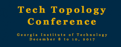 Tech Topology Conference Logo