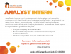 Advertisement for Gas South analyst interns