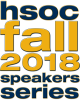 Logo for the HSOC Fall 2018 Speakers Series