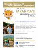 Japan Day 2020 flyer