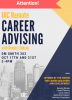 Flyer for IAC Remote Career Advising