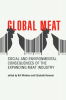 Cover of Global Meat. Features barcode chickens.